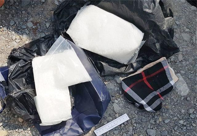 Triệt phá bắt giữ gần 100kg ma túy - 1