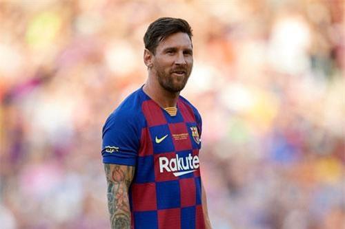 Tiền đạo: Lionel Messi.