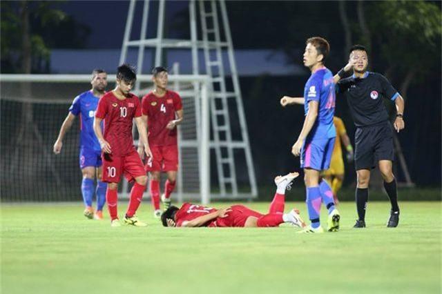 Martin Lo ghi bàn, U22 Việt Nam thắng dễ Kitchee - 3