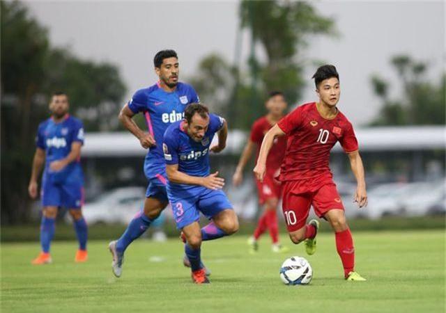Martin Lo ghi bàn, U22 Việt Nam thắng dễ Kitchee - 4