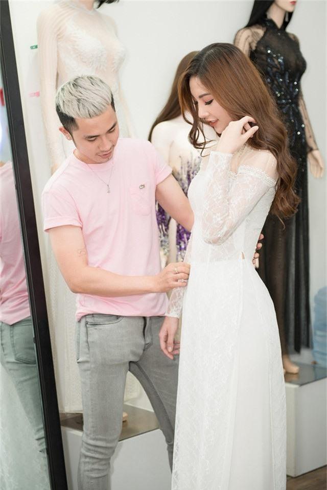 Sắp lên đường thi Hoa hậu, Mỹ Huyền chọn đụng đầm với HHen Niê, Hương Giang - Ảnh 2.