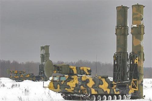 Tên lửa 9M82M thuộc tổ hợp S-300VM. Ảnh: Military Today.
