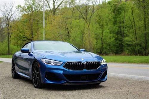 BMW M850i 2019.