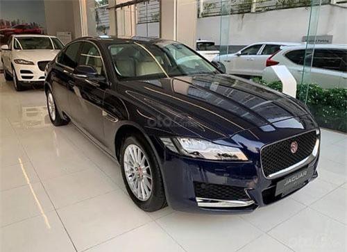 Jaguar XF Prestige 2019.