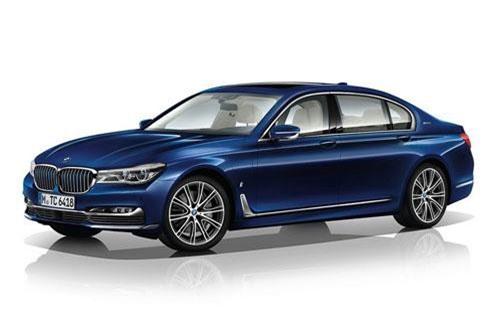BMW 7 Series 40Li M Sport.