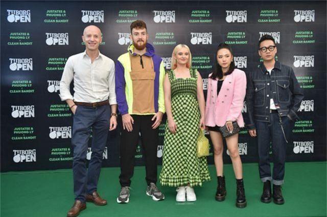 Ban nhạc đạt giải Grammy tới Việt Nam kết hợp cùng JustaTee và Phương Ly - 2
