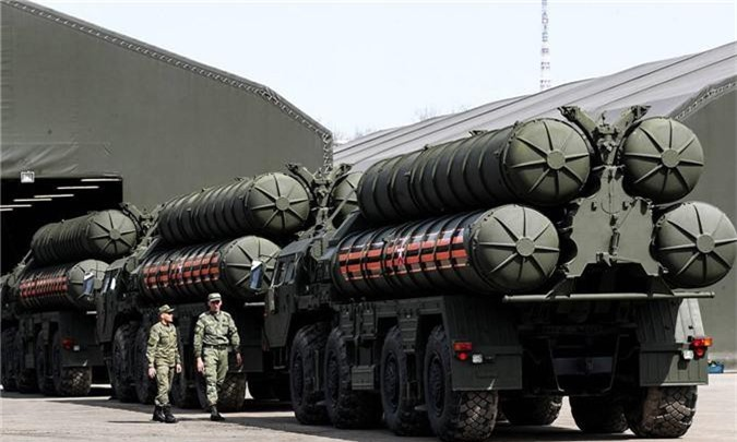 Choang: Ten lua S-400 cua Nga ha hon 30 muc tieu bay cung luc-Hinh-2