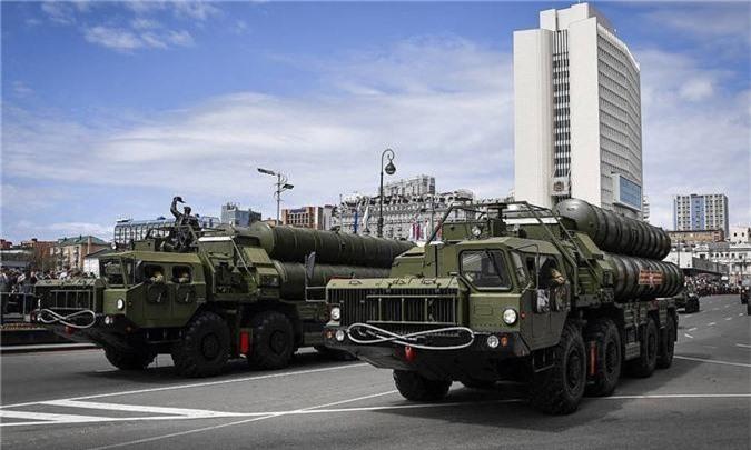 Choang: Ten lua S-400 cua Nga ha hon 30 muc tieu bay cung luc-Hinh-3