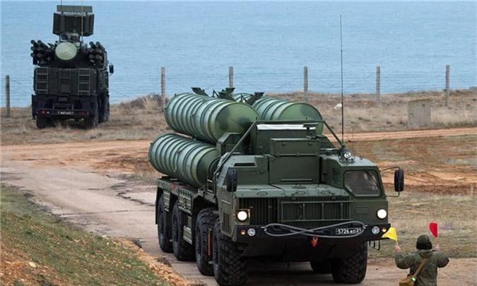 Choang: Ten lua S-400 cua Nga ha hon 30 muc tieu bay cung luc-Hinh-5