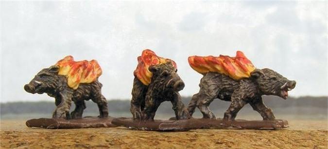 nhung chien binh dong vat ky la trong lich su chien tranh hinh 1