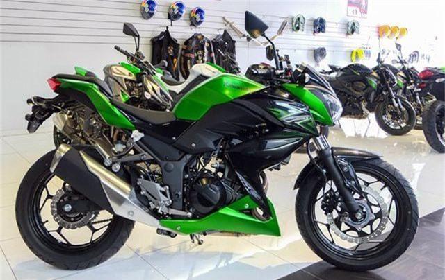 Khá nhiều mẫu xe dành cho người mới chơi xe môtô (entry-level) đã không còn trong danh mục sản phẩm tháng 8 của Kawasaki.