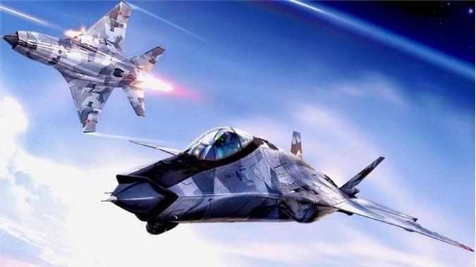 Ảnh đồ họa MiG-41. Nguồn: RAC MIG