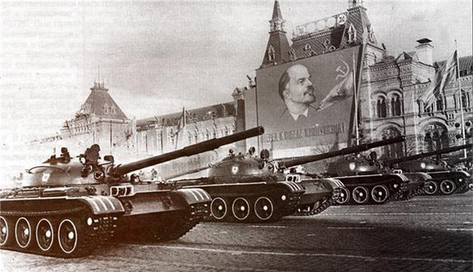 Cuc hiem canh xe tang T-62 Viet Nam dien tap hiep dong-Hinh-6