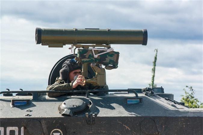 Thiet xa bay BMD-4M se co ten lua Kornet: Suc manh khung khiep!-Hinh-5