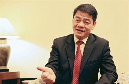 Tỷ phú USD Trần Bá Dương chuyển nhượng cổ phần cho công ty mẹ của THACO là Trân Oanh