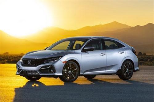 Honda Civic hatchback 2020.