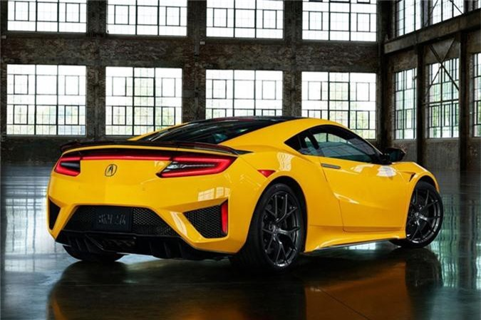 Acura NSX 2020: Cong suat 573 ma luc, gia gan 3,7 ty dong hinh anh 1