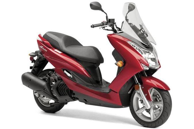 Chi tiet xe ga Yamaha 155cc, gia ngang Honda SH hinh anh 1