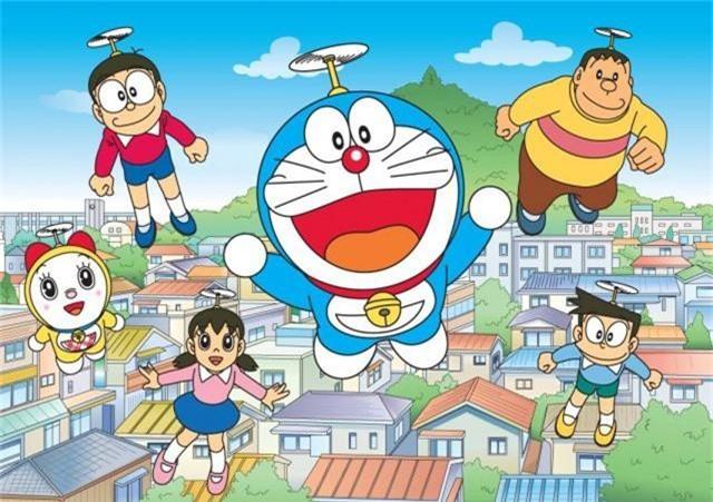 Doraemon: 10 chi tiết thú vị ít người biết về chú Mèo Ú và nhóm bạn Nobita - Ảnh 1.