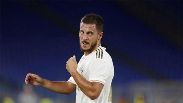 Real Madrid nhận tin dữ từ Eden Hazard - 1