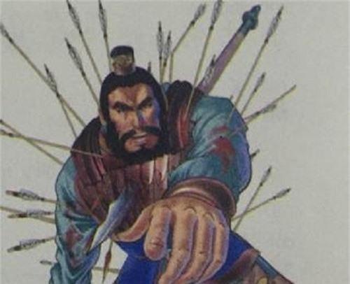 Sáu vị mãnh tướng trong Tam Quốc Diễn Nghĩa, ai là chiến tướng bất bại trong lòng bạn - Ảnh 3.