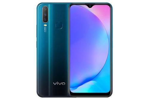 Vivo Y17 sử dụng vỏ nhựa nguyên khối. Máy có kích thước 159,4x76,8x8,9 mm, trọng lượng 190,5 g.