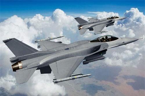 Máy bay chiến đấu F-16 của Mỹ. Ảnh: Defense.