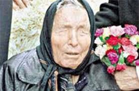 Baba Vanga (1911 - 1996) là nhà tiên tri mù nổi tiếng thế giới với hơn 80% lời dự đoán về các sự kiện trong tương lai của bà trở thành sự thật.