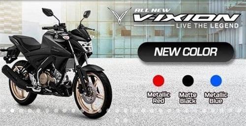 2019 Yamaha V-Ixion ra mắt