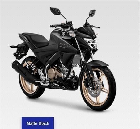 Yamaha Vixion 2020 màu đen tuyền