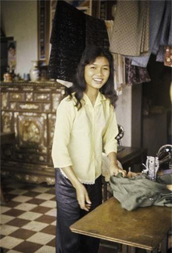 Anh thu vi ve thi tran Dat Do, Ba Ria - Vung Tau nam 1965-Hinh-11