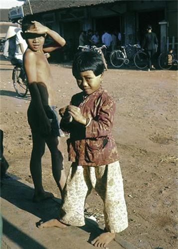 Anh thu vi ve thi tran Dat Do, Ba Ria - Vung Tau nam 1965-Hinh-15
