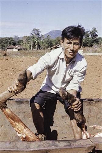 Anh thu vi ve thi tran Dat Do, Ba Ria - Vung Tau nam 1965-Hinh-4