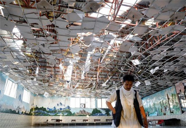 Đánh bom kinh hoàng giữa đám cưới gồm 1.200 khách, 63 người thiệt mạng - 2