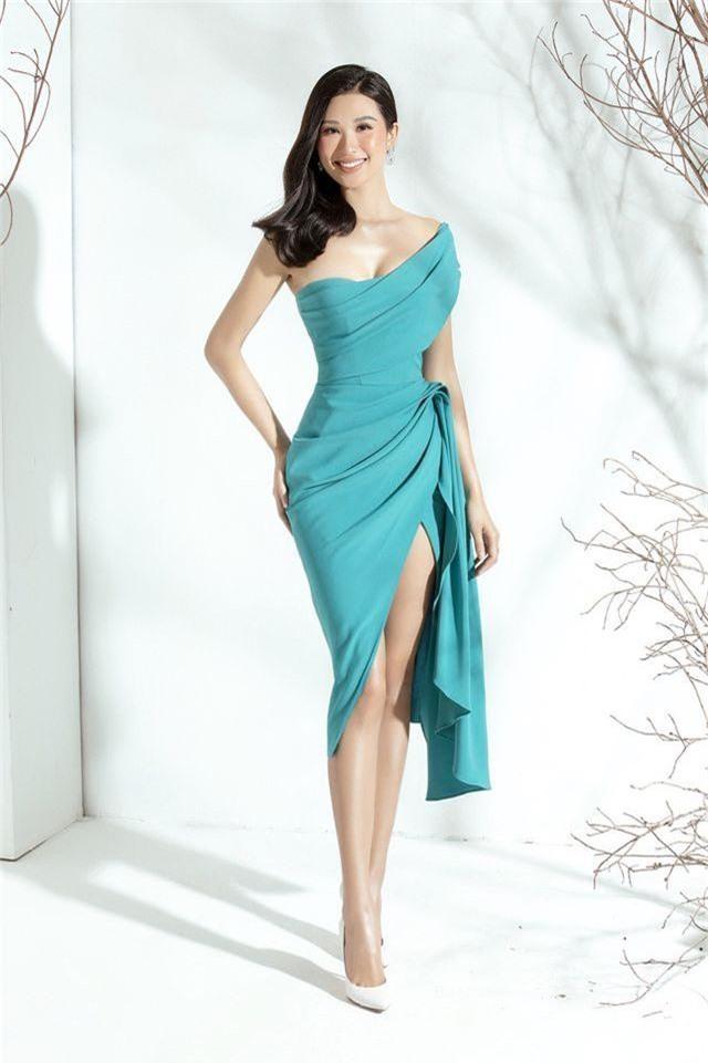 Dừng chân top 15 Hoa hậu Thế giới, Phạm Anh Thư dồn sức cho Hoa hậu Hoàn vũ - 7