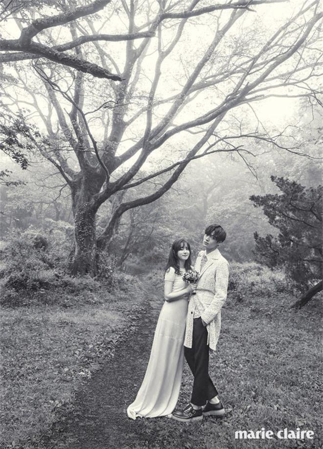 Netizen choáng váng vì tin Goo Hye Sun và Ahn Jae Hyun ly hôn: Có lẽ anh ta muốn có con, Goo Hye Sun lại không thể cho - Ảnh 4.
