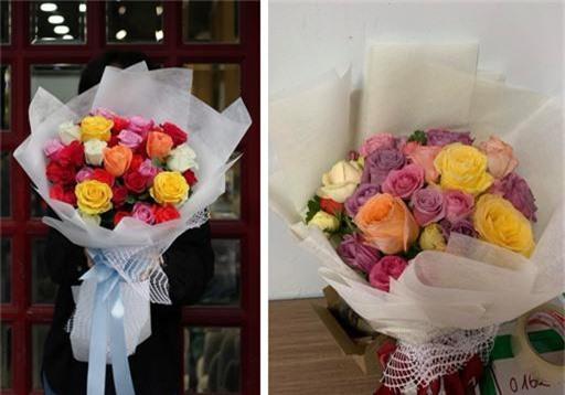 Vụ chồng đặt hoa online tặng sinh nhật vợ từ hoa sang thành hoa tàn, không ngờ là từ shop của Shark Khoa-2