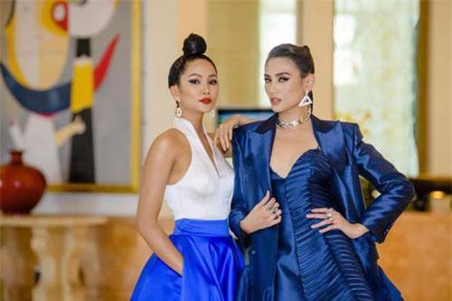 Tại Brave Tour - Hành trình đi tìm trái tim dũng cảm thuộc khuôn khổ cuộc thi Hoa hậu Hoàn vũ Việt Nam 2019 diễn ra tại Hà Nội, rất đông thí sinh đã tới để được gặp gỡ và nghe phần chia sẻ từ Hoa hậu H'Hen Niê, siêu mẫu Võ Hoàng Yến và BTC.