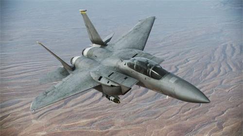 Tiêm kích F-15SE Silent Eagle của Không lực Hoa Kỳ. Ảnh: Boeing.