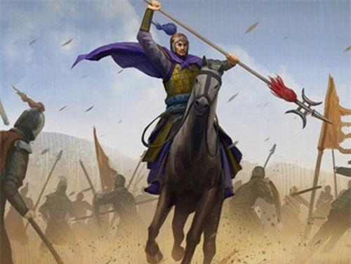 Phác họa về Trương Liêu trong trận đánh quân Ngô tại bến Tiêu Diêu
