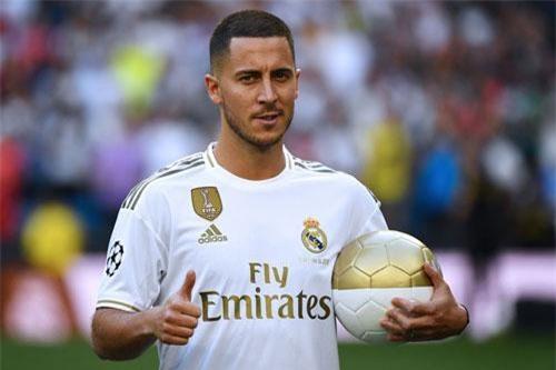 =9. Eden Hazard (100 triệu USD). Ảnh: Goal.com.