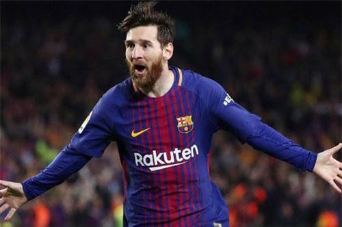 3. Lionel Messi (400 triệu USD). Ảnh: En.as.com.