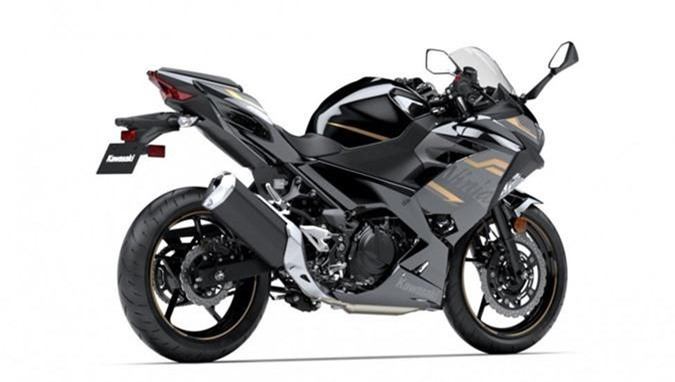 Kawasaki Ninja 400 2020.