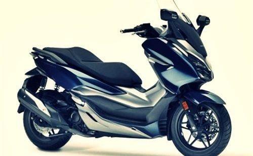 Honda Forza 300 2020 với thiết kế thể thao