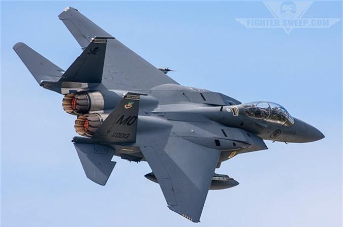 Mo xe tiem kich F-15SG xin nhat Dong Nam A cua Singpore-Hinh-6