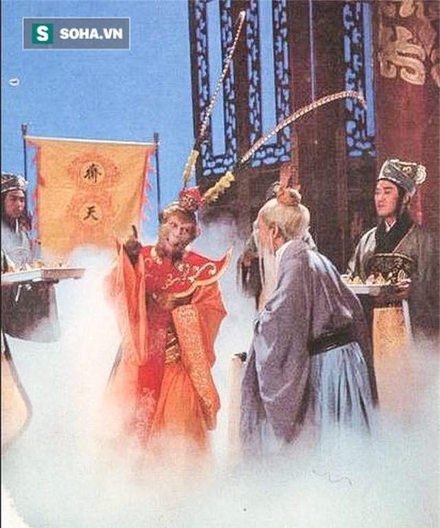 Vì sao Tôn Ngộ Không đội mũ có lông vũ dài? Đáp án liên quan đến cả Lã Bố thời Tam Quốc - Ảnh 4.