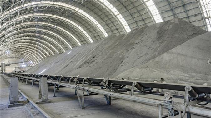 Xuất khẩu xi măng 7 tháng đã tăng đáng kể về trị giá, trong khi sản lượng chỉ tăng 1,3%.