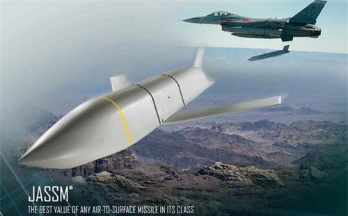 Tên lửa hành trình không đối đất AGM-158 JASSM sẽ thay thế vai trò của Tomahawk. Ảnh: Business Insider.