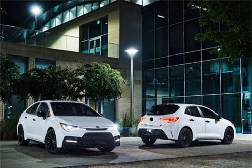 Toyota Corolla Nightshade Edition 2020.