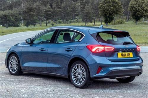 2. Ford Focus (doanh số: 36.126 chiếc).